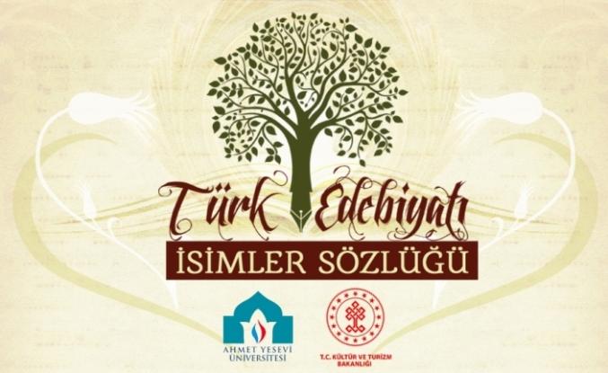 5 milyon kelimelik Türk Edebiyatı İsimler Sözlüğü erişime açıldı