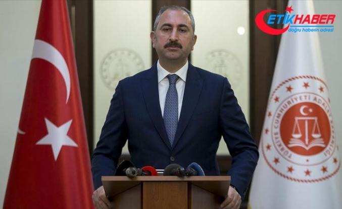 Adalet Bakanı Gül: Cezaevlerinde kapalı görüşler 1 Haziran'da başlayacak