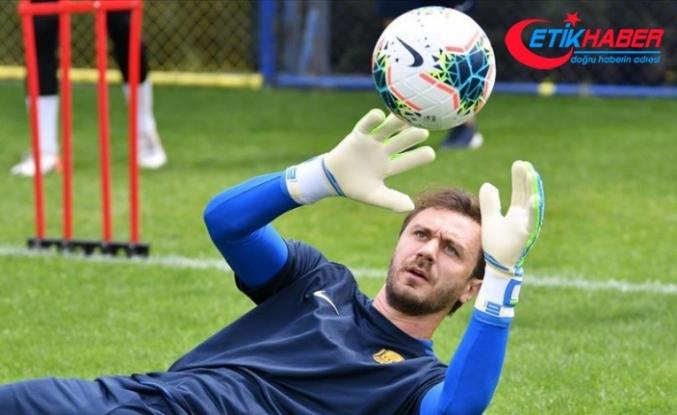 MKE Ankaragücü kalecisi Korcan Çelikay, takımının Süper Lig'de kalacağına inanıyor