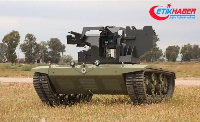 Türkiye'nin 'mini tankı' için seri üretim başlıyor