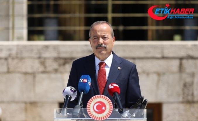 MHP'li Taytak: Allah Türk milletini sizin gibi istismarcılardan korusun