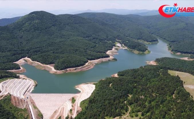 İstanbul'un barajlarındaki su seviyesi yüzde 25'in altına indi