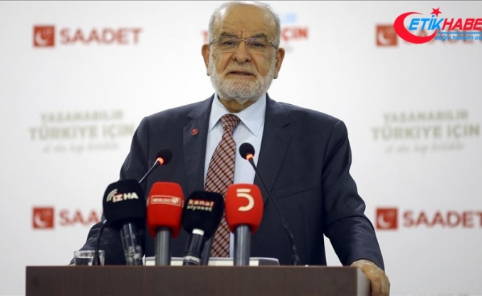 Saadet Partisi Genel Başkanı Karamollaoğlu: Acil servislerde daha fazla güvenlik önlemi alınmalı