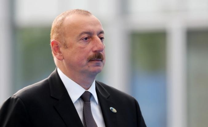 """Cumhurbaşkanı Aliyev, """"Ermenistan yönetimi aklını kaybetmiş"""""""