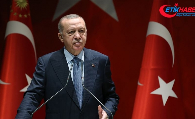Cumhurbaşkanı Erdoğan, ABD Başkanı seçilen Biden'a tebrik mesajı gönderdi