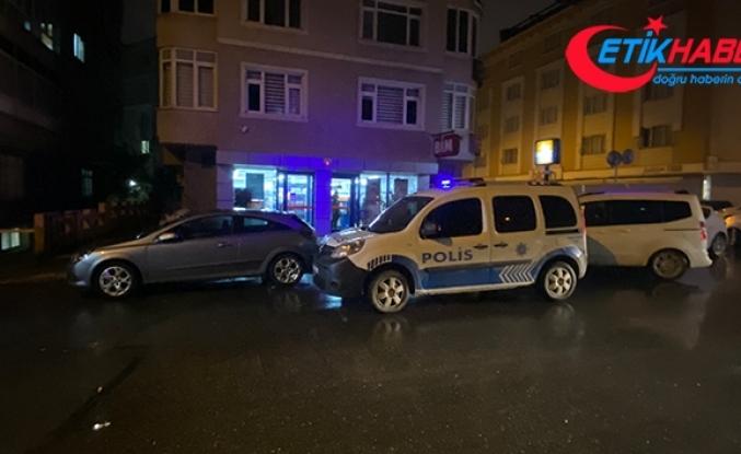 Bakırköy'de silahlı market soygunu