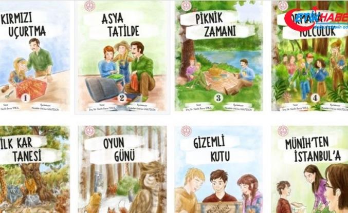 MEB 23 Nisan dolayısıyla yurt dışında yaşayan Türk çocukları için sesli hikaye kitabı hazırladı