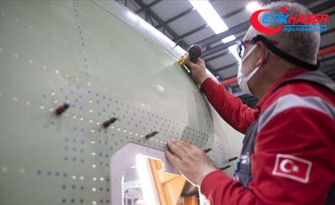 TUSAŞ, 'Airbus A320 Section 19 Barrel Programı' kapsamındaki 300'üncü teslimatını gerçekleştirdi