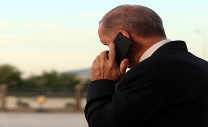 Cumhurbaşkanı Erdoğan, Malezya Kralı ile telefonda görüştü