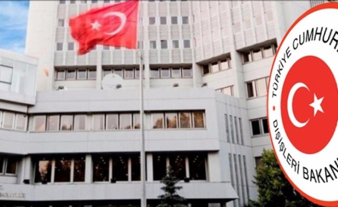 Dışişleri Bakanlığı'ndan Rusya Federasyonu Tataristan Cumhuriyeti'ne taziye mesajı