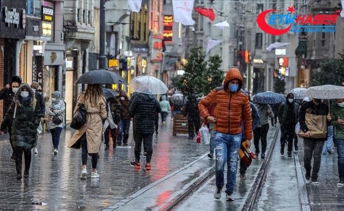 Türkiye'de nisan ayında yağışlar yüzde 48 azaldı