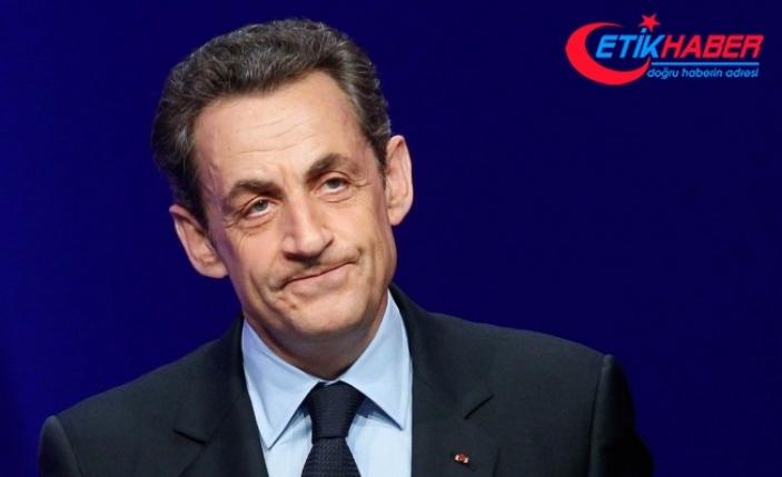 Sarkozy hakkında soruşturma açıldı