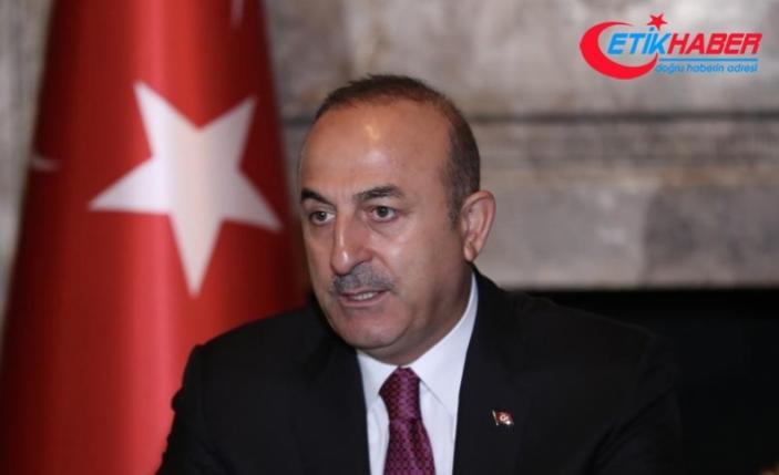 Dışişleri Bakanı Çavuşoğlu: Bu bataklığı tamamen kurutmalıyız