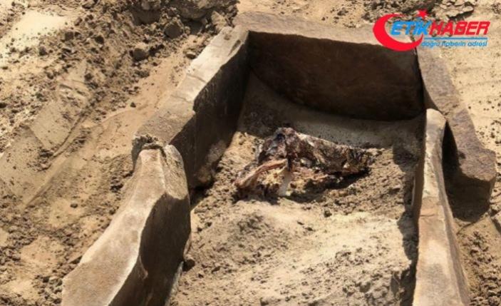 Rusya'da Hun Türklerine ait mumya bulundu