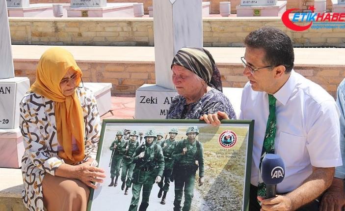 'Babam Kıbrıs'ı bayraklaştırmak için şehit oldu'