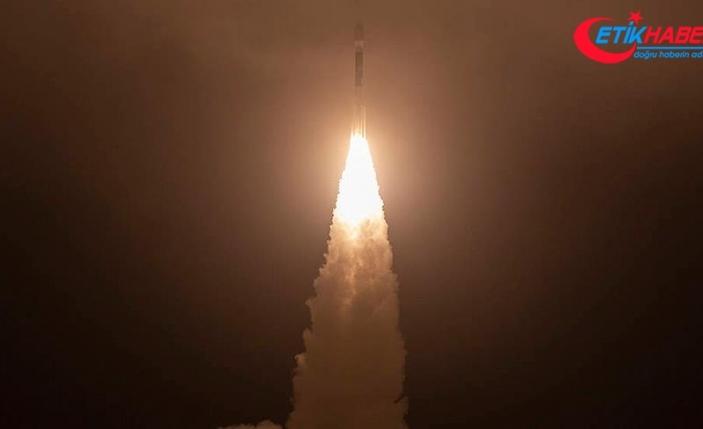 NASA 1 milyar dolarlık buzul inceleme uydusu fırlattı