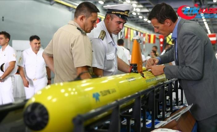 Savunma sanayi firmaları ürünlerini sergiledi