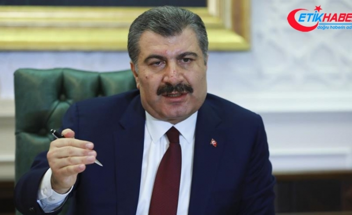 Sağlık Bakanı Koca sağlıksız ürünlerin denetim sonuçlarını açıkladı
