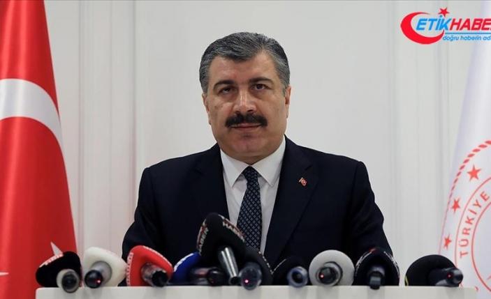 Sağlık Bakanı Koca: Kızamık vaka sayısı Avrupa'ya oranla yüzde 1'in altında