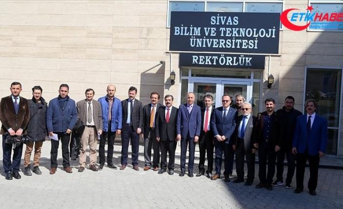 Sivas'ın yeni üniversitesi savunma sanayisinde uzmanlaşacak