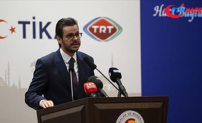 TRT Genel Müdürü Eren: Hacı Bayram Veli'nin dizisini ekranlara getireceğiz