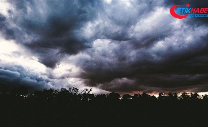 Meteorolojiden 5 il için kuvvetli rüzgar uyarısı