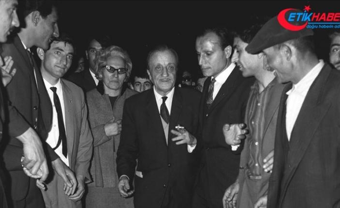 'Türk edebiyatının üstadı: Necip Fazıl Kısakürek'