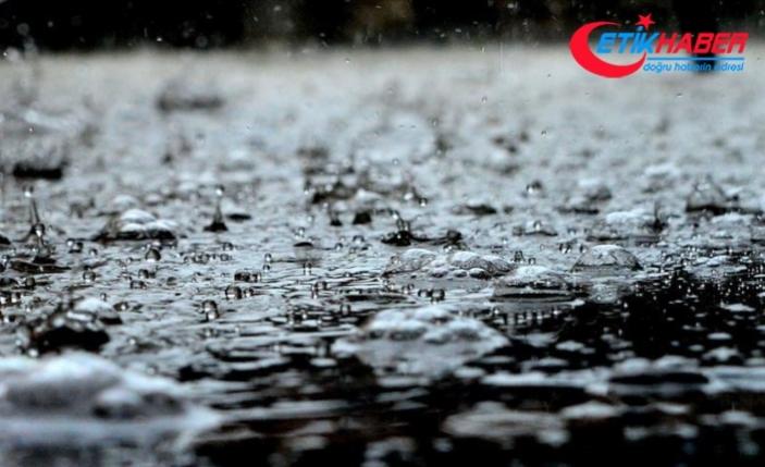 Doğu Anadolu'da sağanak ve kuvvetli rüzgar uyarısı