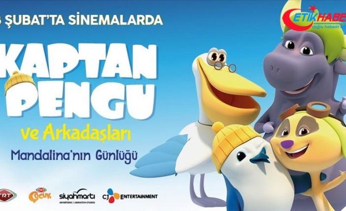 TRT Çocuk'un yeni filmleri vizyon için gün sayıyor