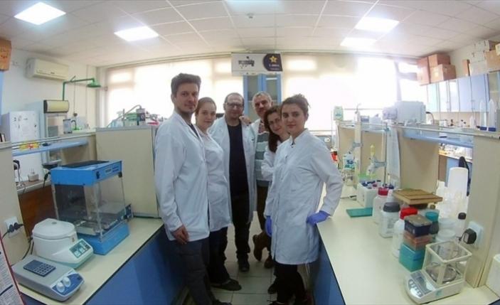 TOGÜ'de Kovid-19 tanı kitinde kullanılan enzimler üretiliyor: