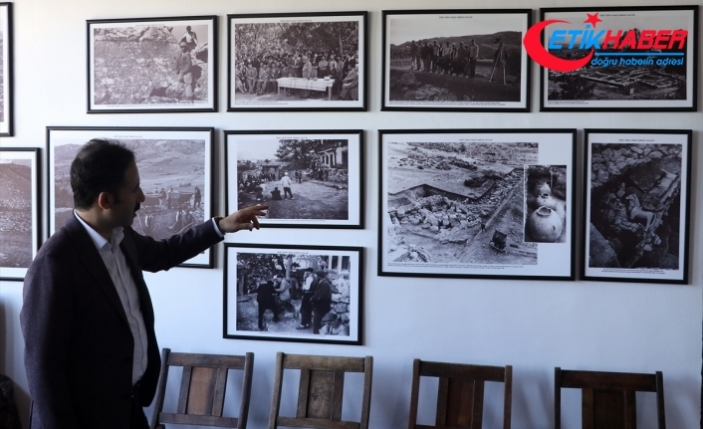 """Hattuşa'daki 350 yıllık konak asırlık kazılar için """"anı evi""""ne dönüştürüldü"""