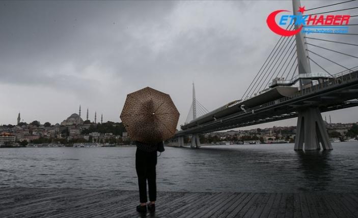 İstanbul'un kuzey kesimlerinde yağış bekleniyor