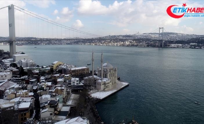 Marmara Bölgesi'nde sıcaklıkların mevsim normallerinin üzerine çıkması bekleniyor