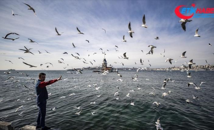 Marmara Bölgesi'nde hava sıcaklığının mevsim normallerinin üzerinde olması bekleniyor
