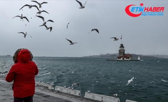 Marmara Bölgesi'nde öğleden sonra aralıklı sağanak bekleniyor
