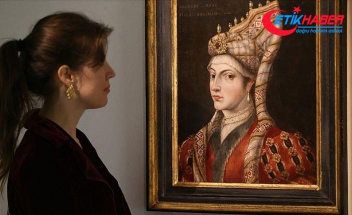 Hürrem Sultan'ın portresi İngiltere'de 126 bin sterline satıldı