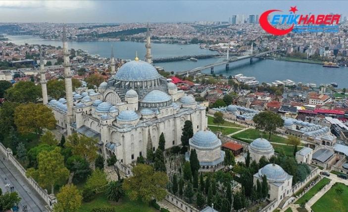 Mimar Sinan'ın kalfalık eserindeki zeka izleri yüzyıllara meydan okuyor