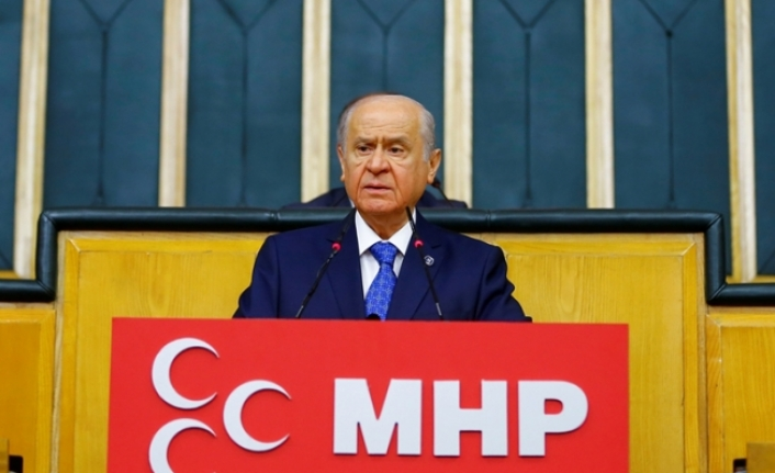 MHP Lideri Bahçeli: Teröristbaşının mektubundan siyasi fayda uman namerttir, umdu diyen namerttir
