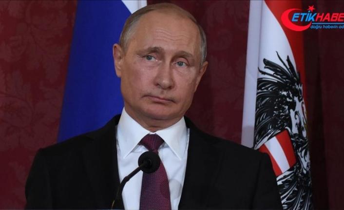 """Putin """"şanssızlık"""" olarak yorumladı"""