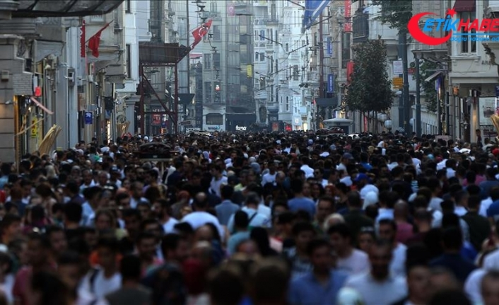 Türkiye'de beklenen yaşam süresi 78 yıl
