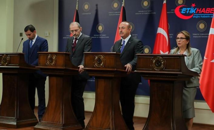 Türkiye-Ürdün Dörtlü Bakanlar Toplantısı yapıldı