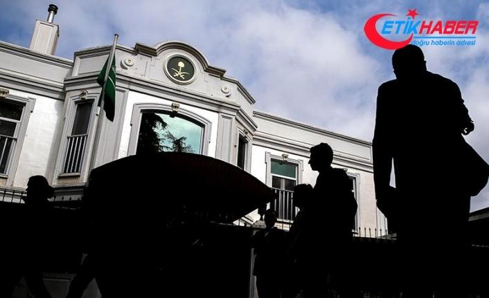 Başkonsolosluk çalışanları Kaşıkçı'nın kaybolmasıyla ilgili ifade veriyor