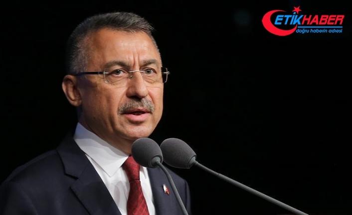 Cumhurbaşkanı Yardımcısı Oktay: Yeni bir ruh ve atılımla yeni bir hikaye yazacağız