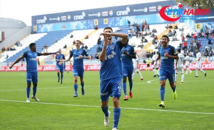 Kasımpaşa, Akhisarspor'u İkinci Yarıda Bulduğu Gollerle Devirdi: 5-0