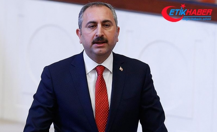 Adalet Bakanı Gül: AİHM'in Demirtaş kararının uygulanmadığı iddiaları doğru değil