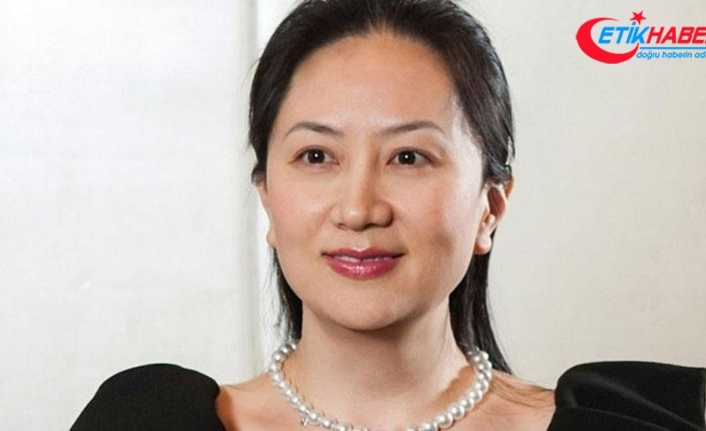 Huawei CFO'su kefaletle serbest bırakıldı