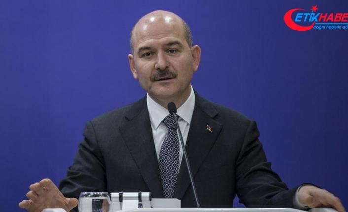 İçişleri Bakanı Soylu: Aklını kiraya verenler ne dediğimi anlamaz
