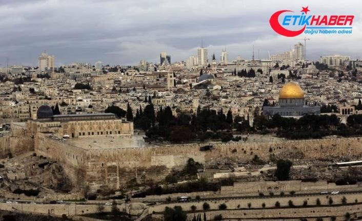 Parlamenterlerarası Kudüs Platformu Konferansında 'Aksa'ya destek' çağrısı