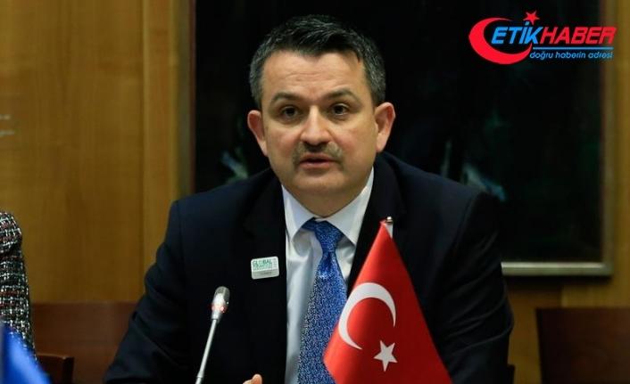 Tarım ve Orman Bakanı Pakdemirli: Türkiye'de tarım evrim geçirmektedir