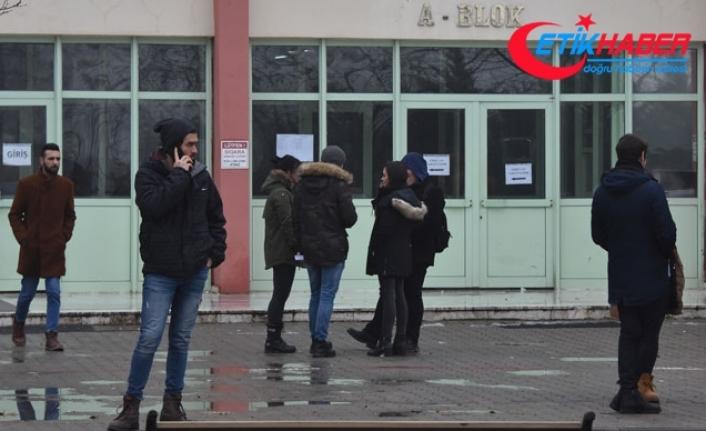 Trakya Üniversitesi'nde akademisyenlerin karşılıklı suçlamaları yargıya taşındı